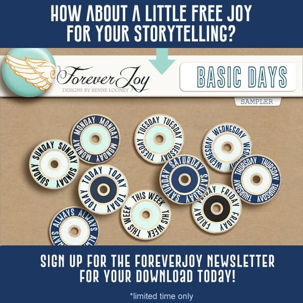sign up and get a little JOY today!