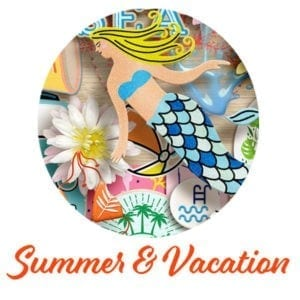 Summer and Vacation