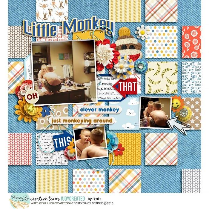 Little Monkey_FJ