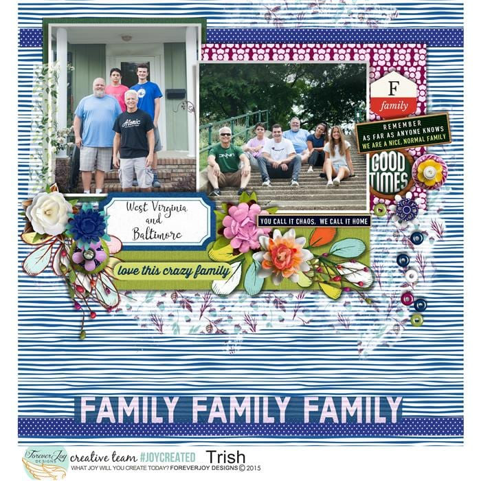 WE ARE FAMILY.-FJ (Custom)