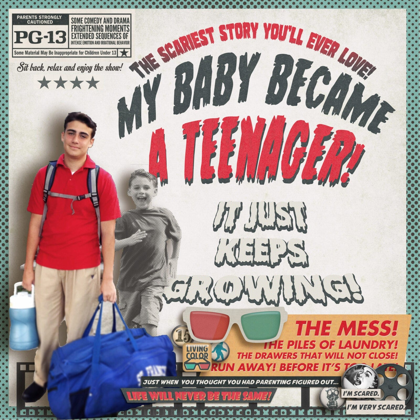 my baby became a teen